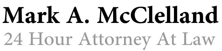 Attorney Mark A McClelland